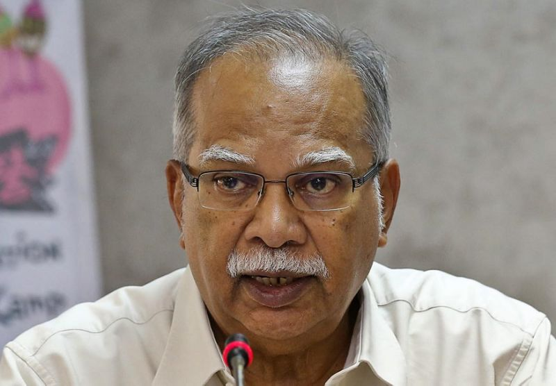 DAP's Ramasamy says called in for police questioning next week