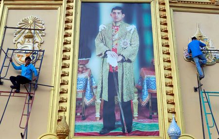 Thailand's king rama x: from pilot prince to powerful monarch