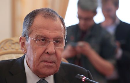 Russian foreign minister to meet Venezuela counterpart on May 5 - ifax