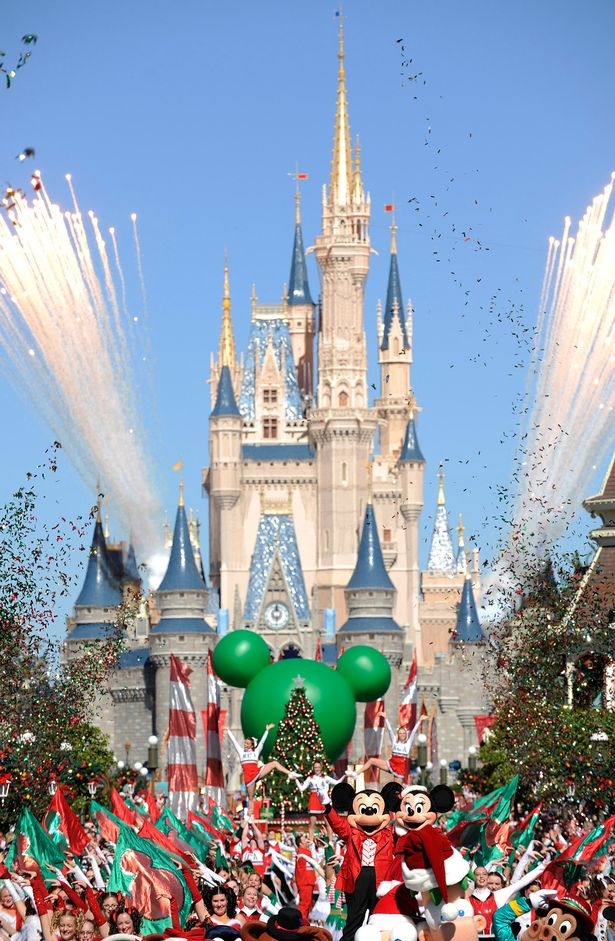 Coronavirus: Disney may check visitors' temperatures before entry once parks reopen
