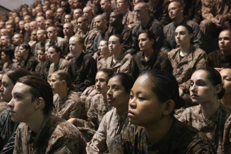 Sexual assault increased in US military in 2018: report