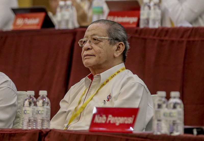 Kit Siang claims plot to break up Pakatan is part of plan to save Najib from SRC case