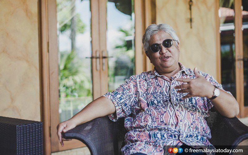 Growing pensions will ruin Malaysia, says Zaid
