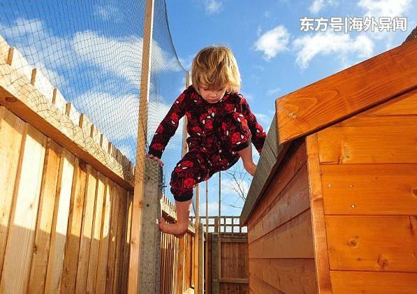 6岁男孩患自闭症,竟导致痴迷于攀爬,还能在几秒钟内上树!