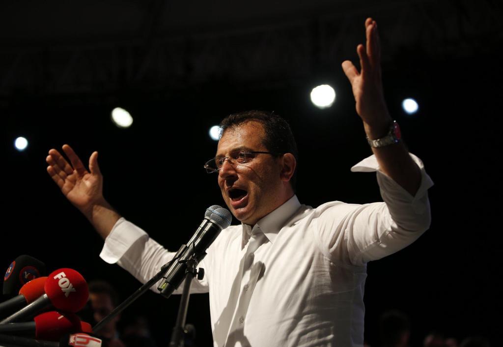 伊斯坦布尔将重办地方选举 埃尔多安:民主的重要一步