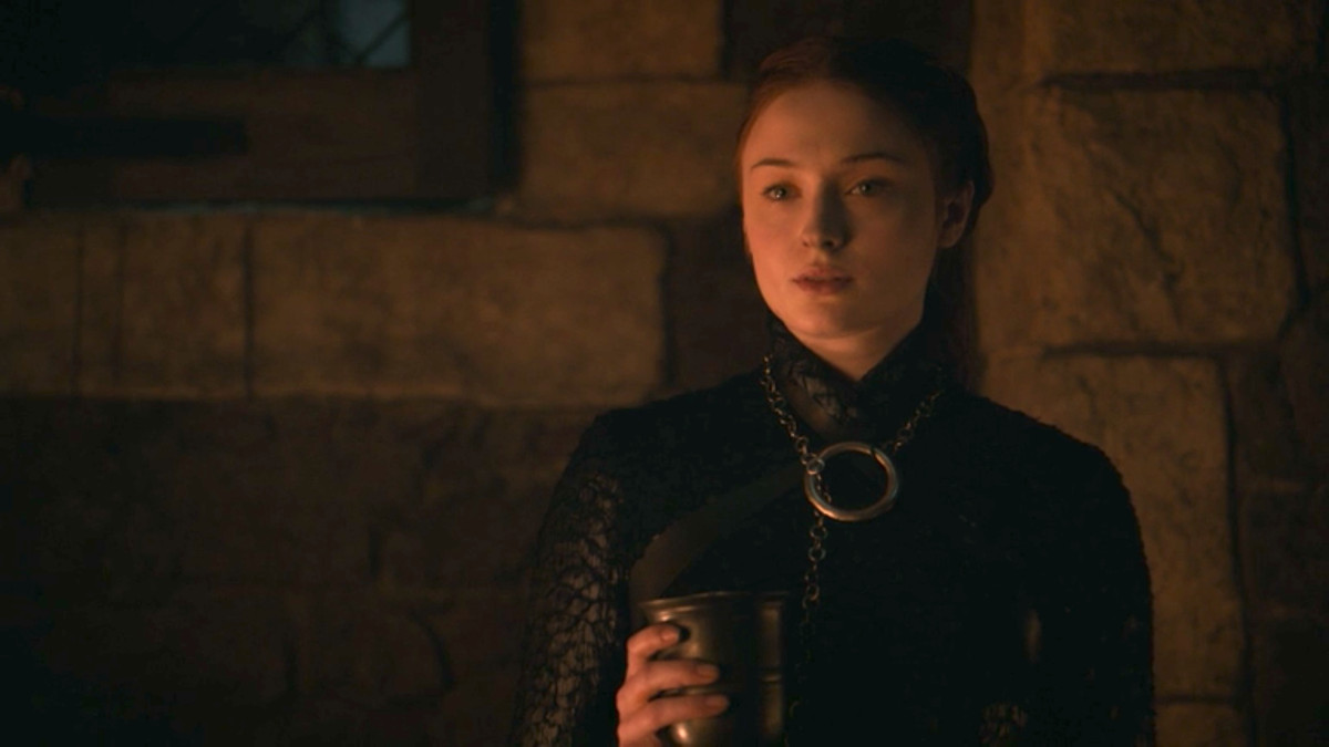 Sansa, survivorship, and a moment Game of Thrones fans can't look past