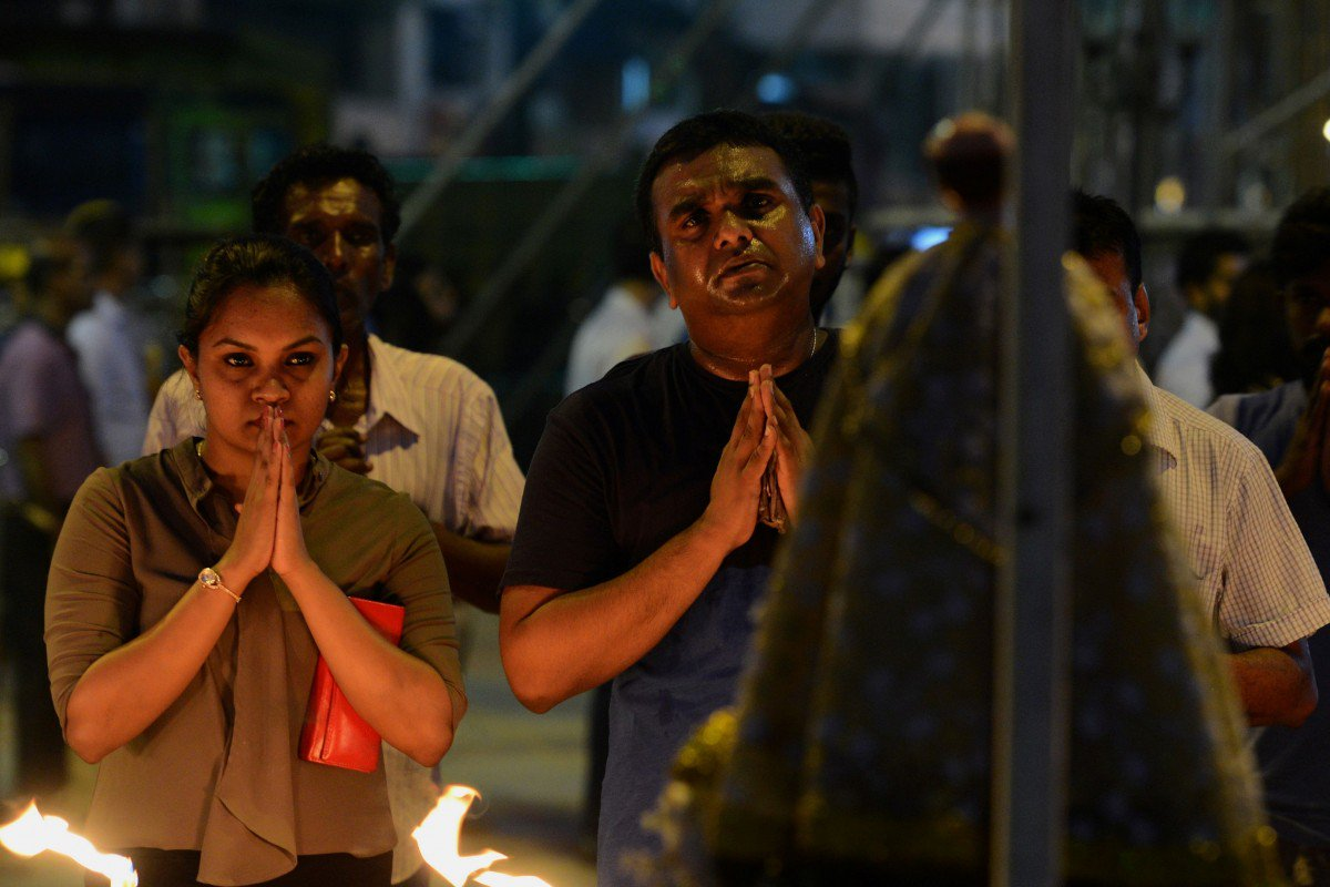 US official Chelsea Decaminada wounded in Sri Lankan Easter bombings has died, bringing death toll to 258