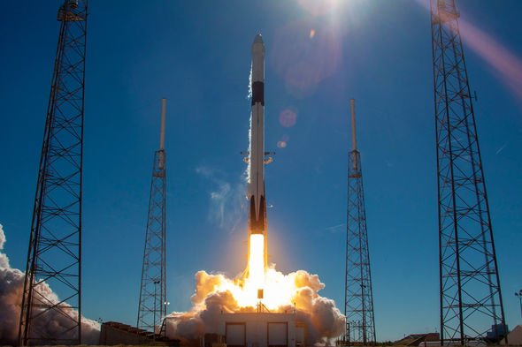 NASA and SpaceX team up to stop an ASTEROID: Daring mission will prevent future cataclysm
