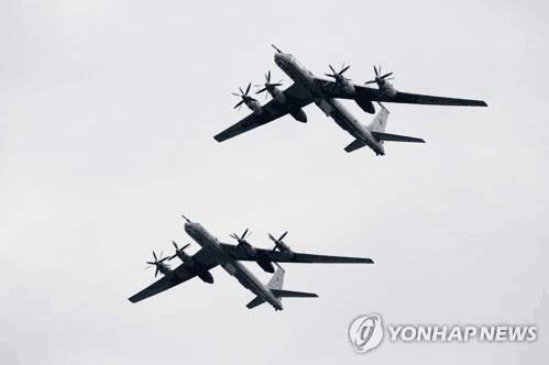 """韩媒:俄军机进入韩""""防空识别区"""" 韩出动战机应对"""