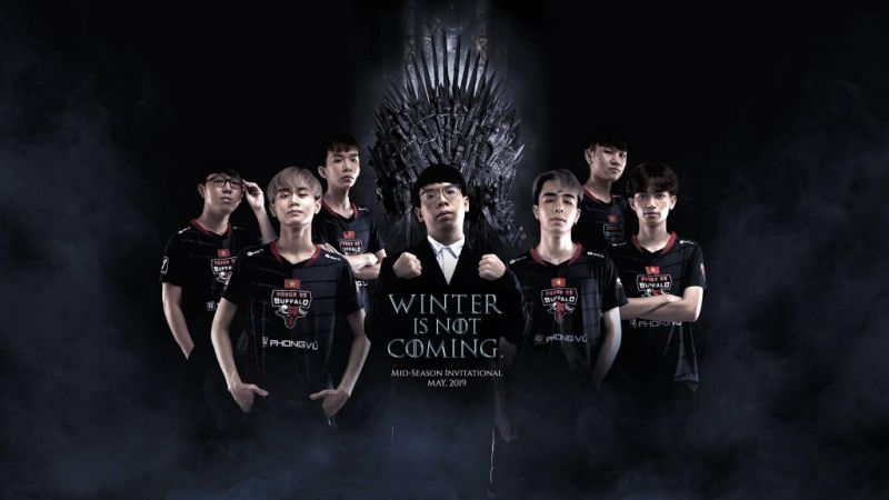 SEA eSports Player Watch (8 May) – 2019 SEA Games selection, LoL updates