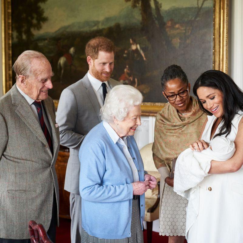 Piers morgan calls royal baby name a 'striking blow for diversity & feminism'
