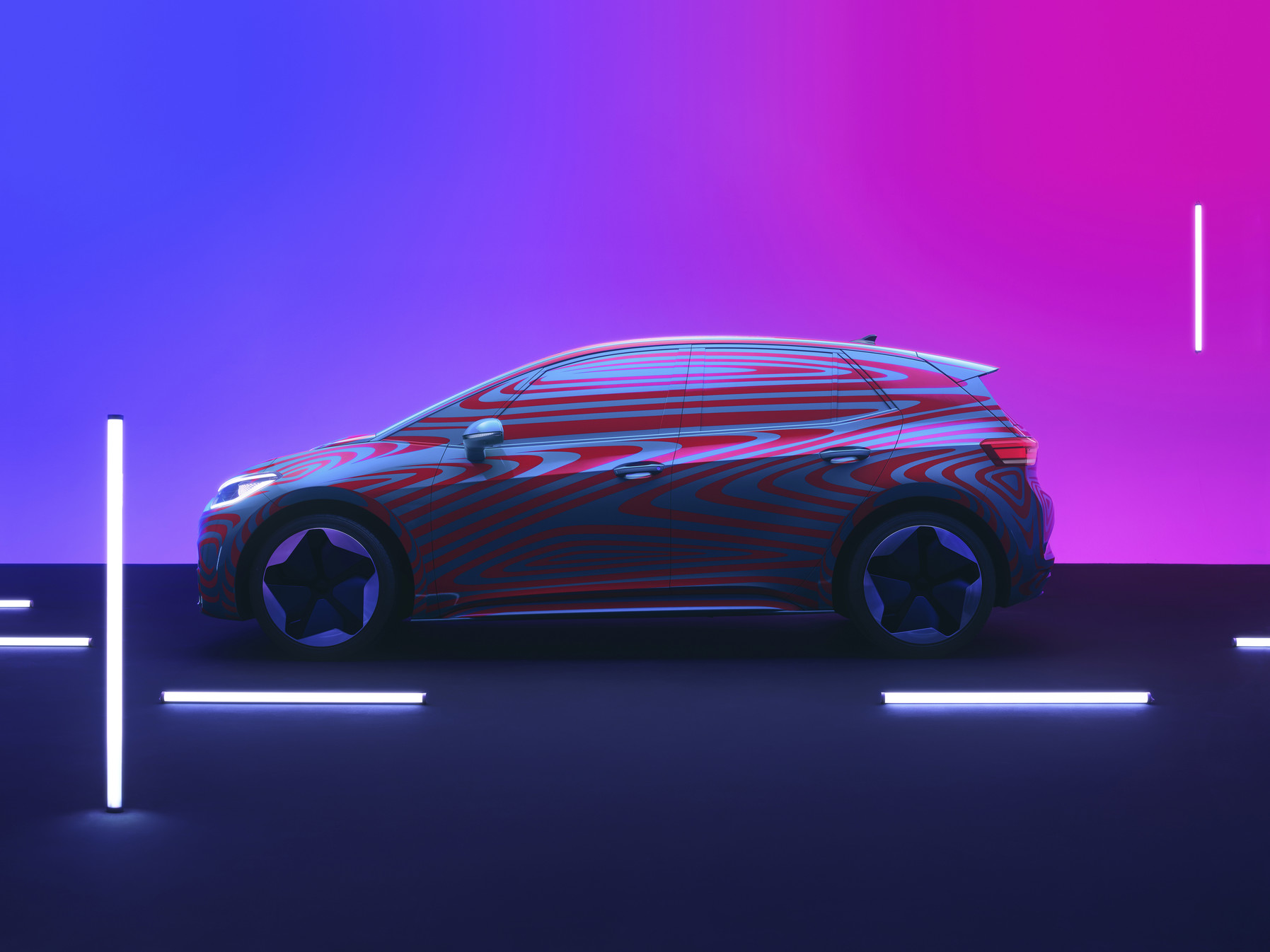 VW's new electric hatchback receives 10,000 pre-orders in first 24 hours