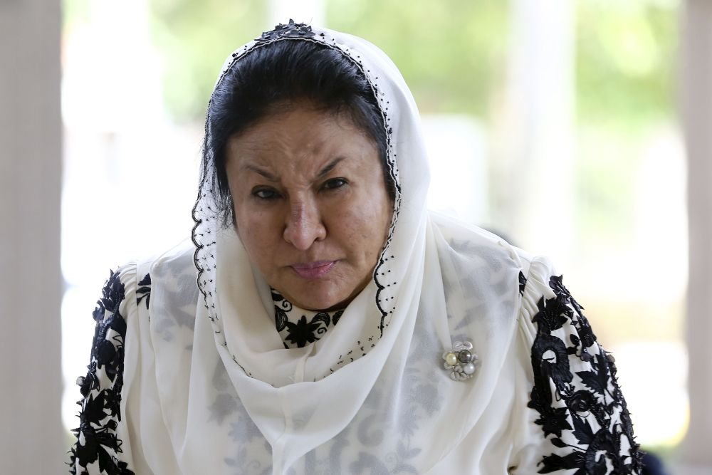 Rosmah trial: Driver says shuttled bags from bank to Rosmah's residences