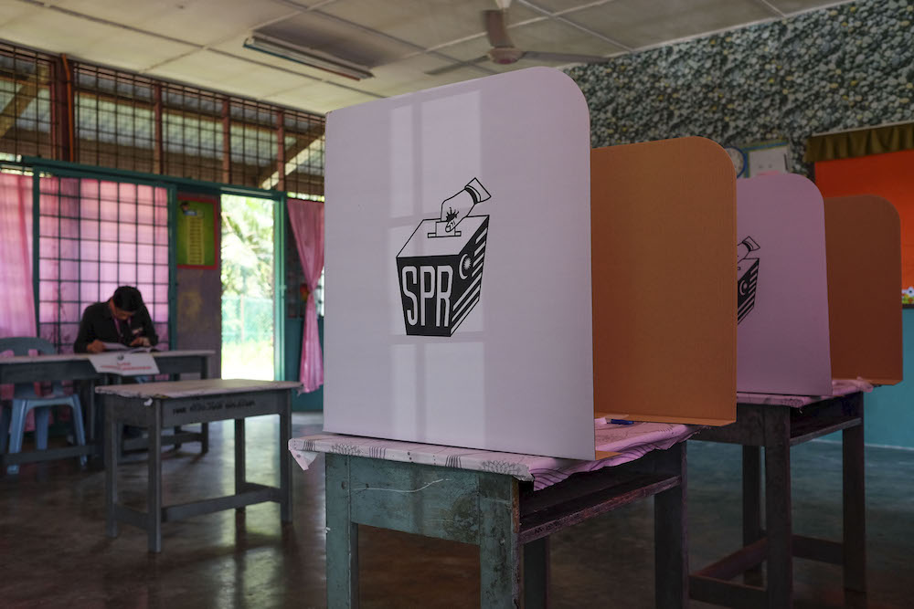 EC to inspect polling and nomination centres for Tanjung Piai by-election