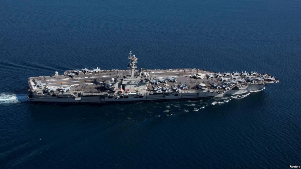 美国宣布派遣两栖运输舰到波斯湾地区 应付伊朗威胁