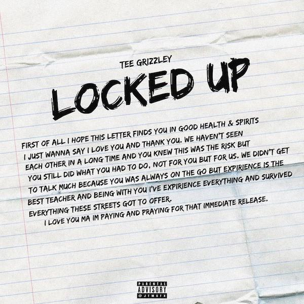 """Tee Grizzley Shares Emotional Track """"Locked Up,"""" Announces 'Scriptures' Album"""