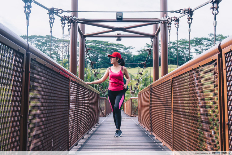 6 Beginner-Friendly Walking Trails In Singapore That Even Non-Fitspos Can Conquer | Nestia