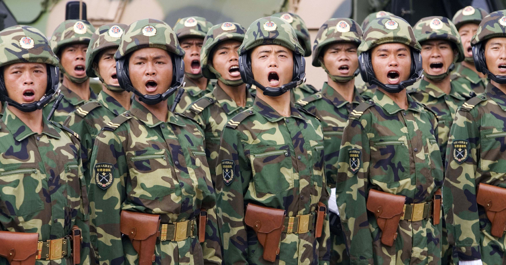 Report prepared by US govt says it'll be tough for China to invade Taiwan