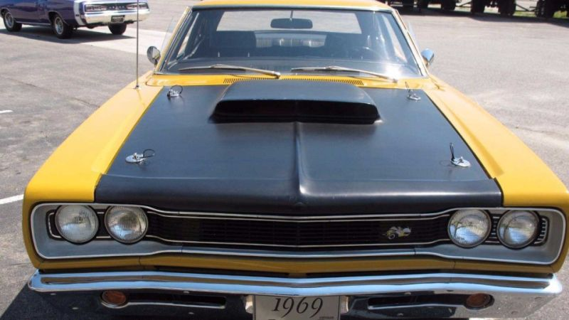 The 1969 Dodge Super Bee that hid for 33 years