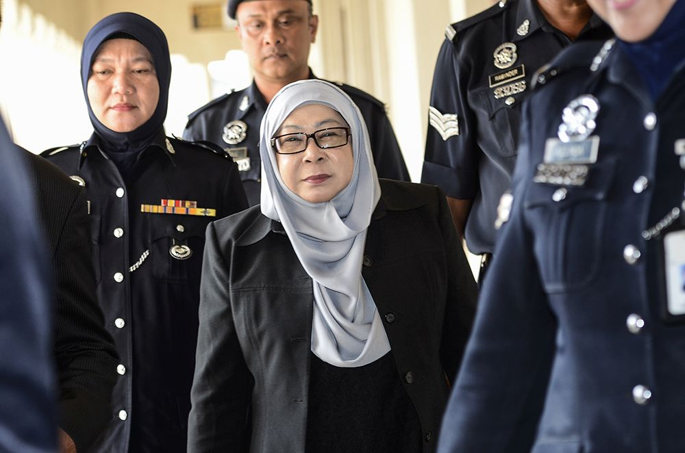 Court seeks further submission on appeal by former 'spy chief'