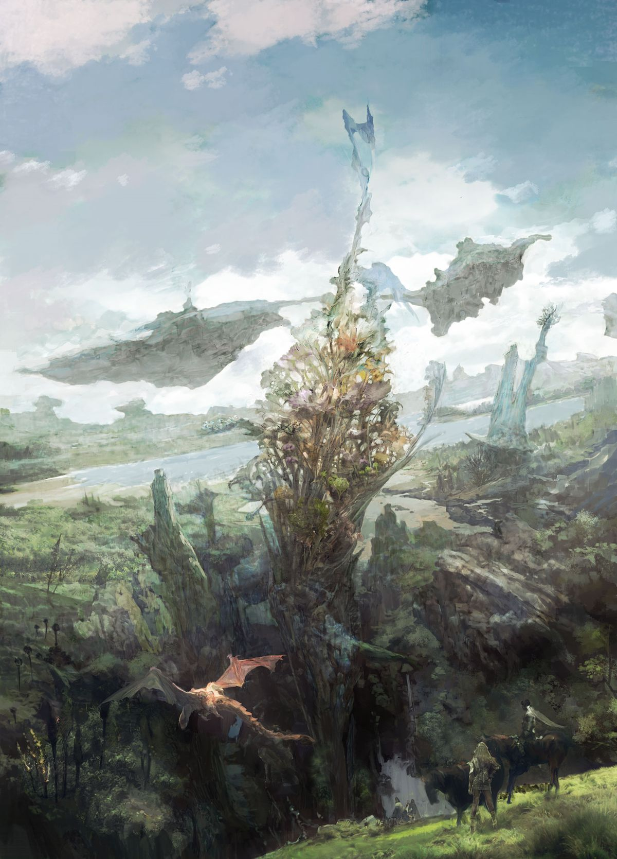 Square Enix says 'Project Prelude Rune' is canceled, and the studio behind it shut down