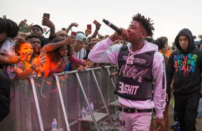 YoungBoy Never Broke Again Detained Due to Probation Violation