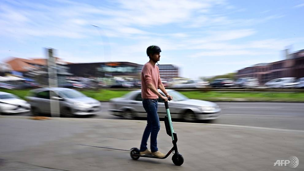 Germany bans e-scooters from pavements, restricts them to road use