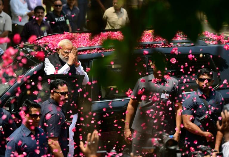 India's epic election ends as Modi meditates