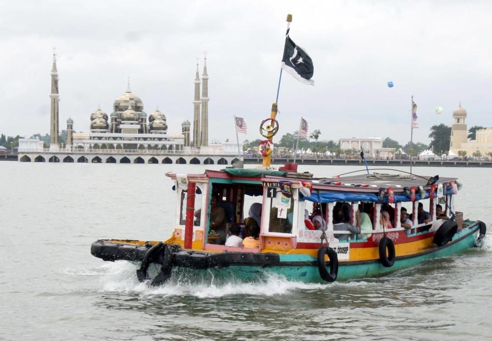 What To Do At Taman Tamadun Islam, Terengganu