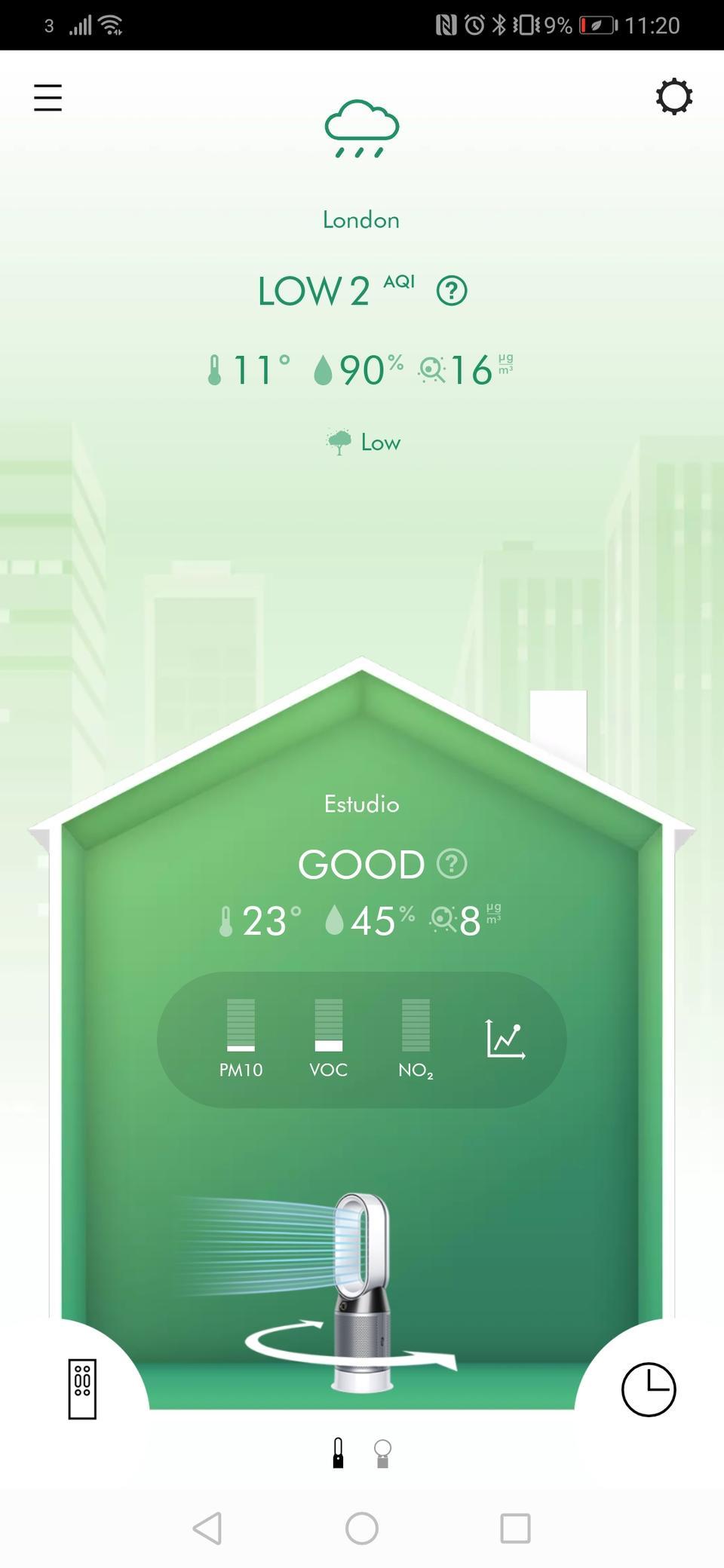 Dyson Pure Hot+Cool Purifier review