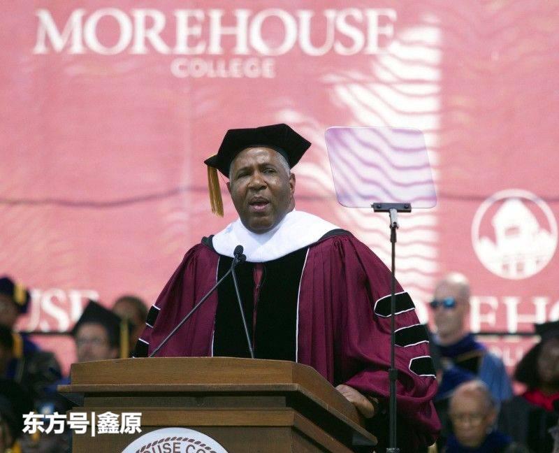 最大的毕业礼物!美富翁捐2.8亿:396名毕业生学贷我全出了