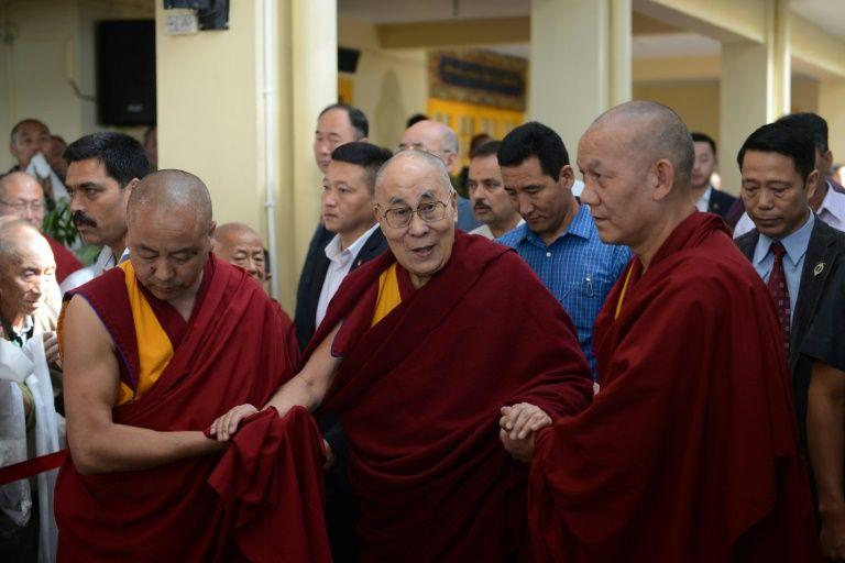 Dalai lama counters Book's claim about xi meeting in delhi