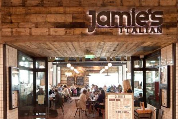 Chef Jamie Oliver's UK restaurant chain goes into administration, more than 1,000 jobs at risk