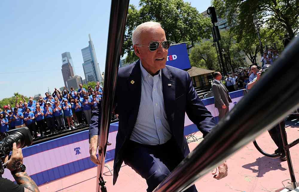 N. Korea slams Joe Biden for criticising leader Kim Jong-un
