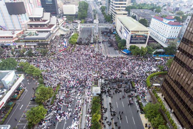 Jakarta riots: People power is dead, long live people power
