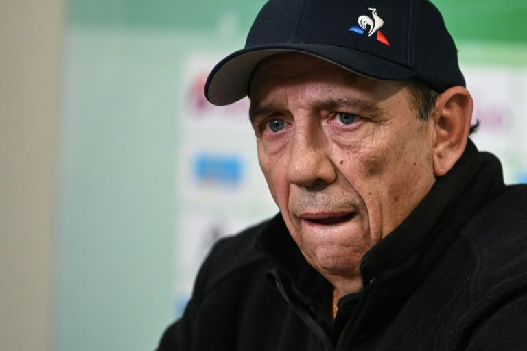 Saint-Etienne's Gasset resigns amid reported board spat