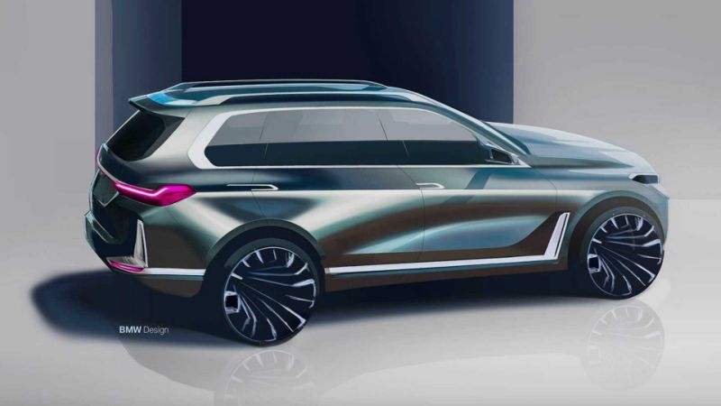BMW X8 M45e could be planned with plug-in hybrid power