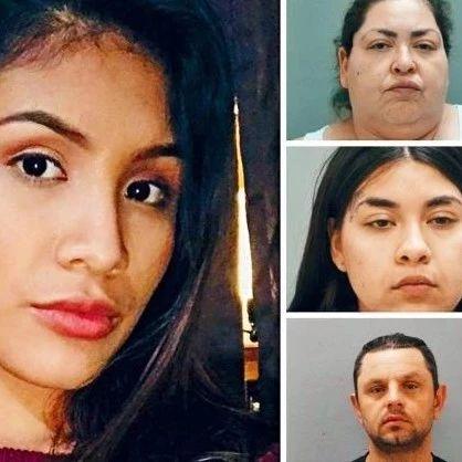 令人发指!美国女子勒死19岁孕妇 强行从其子宫中取出婴儿