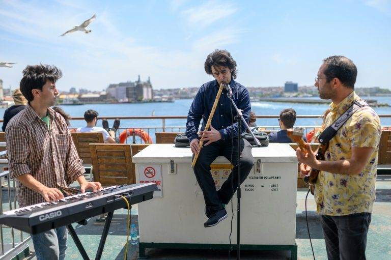Istanbul's musical ferry can be a soulful experience