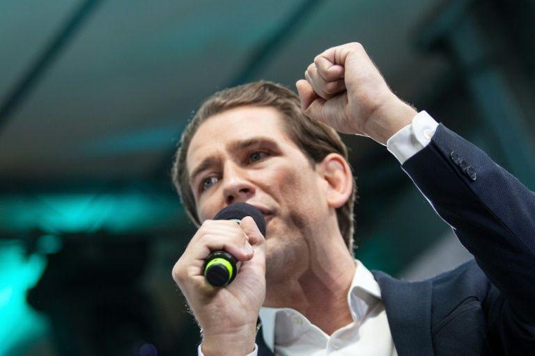 Austrian chancellor set for no-confidence showdown