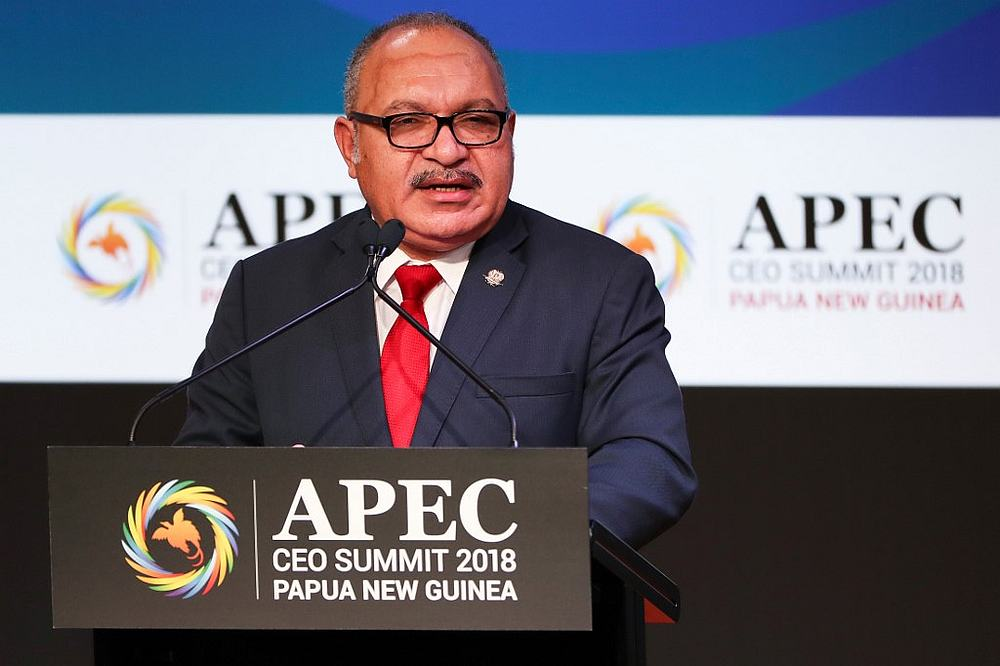 Political chaos results in fall of Papua New Guinea PM
