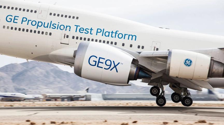 原创 GE9X发动机已完成最后准备,只待波音777X首飞