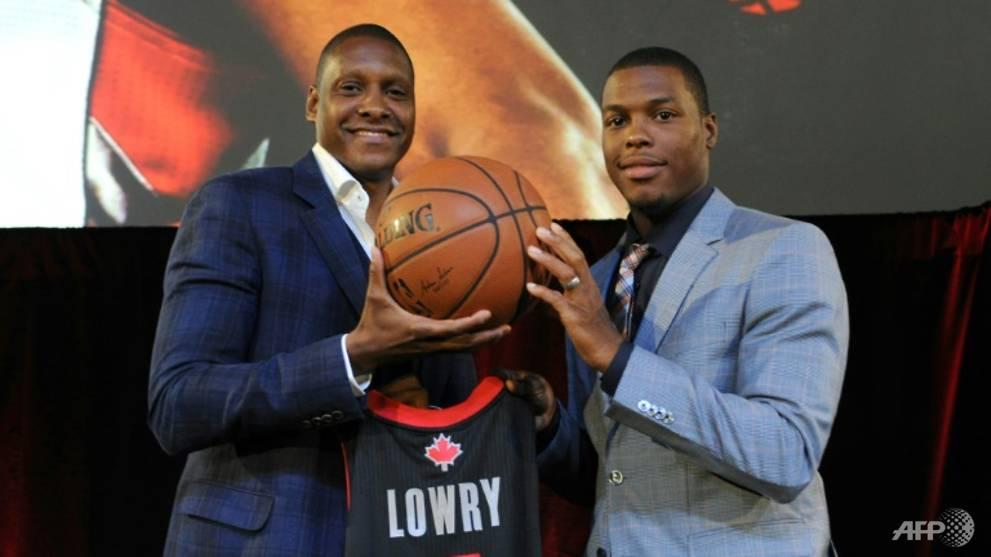 Basketball: Ujiri goes from Nigerian boyhood to become NBA Raptors boss