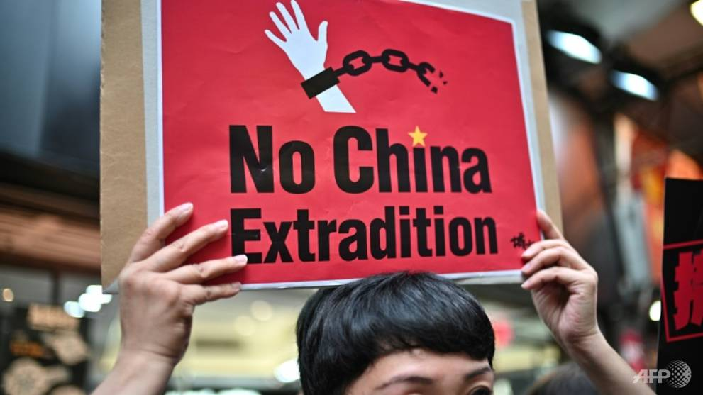 Hong Kong raises jail threshold for proposed extradition law