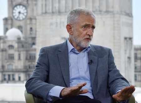 Labour's corbyn: any new Brexit vote will not be 'leave' or 'remain' re-run