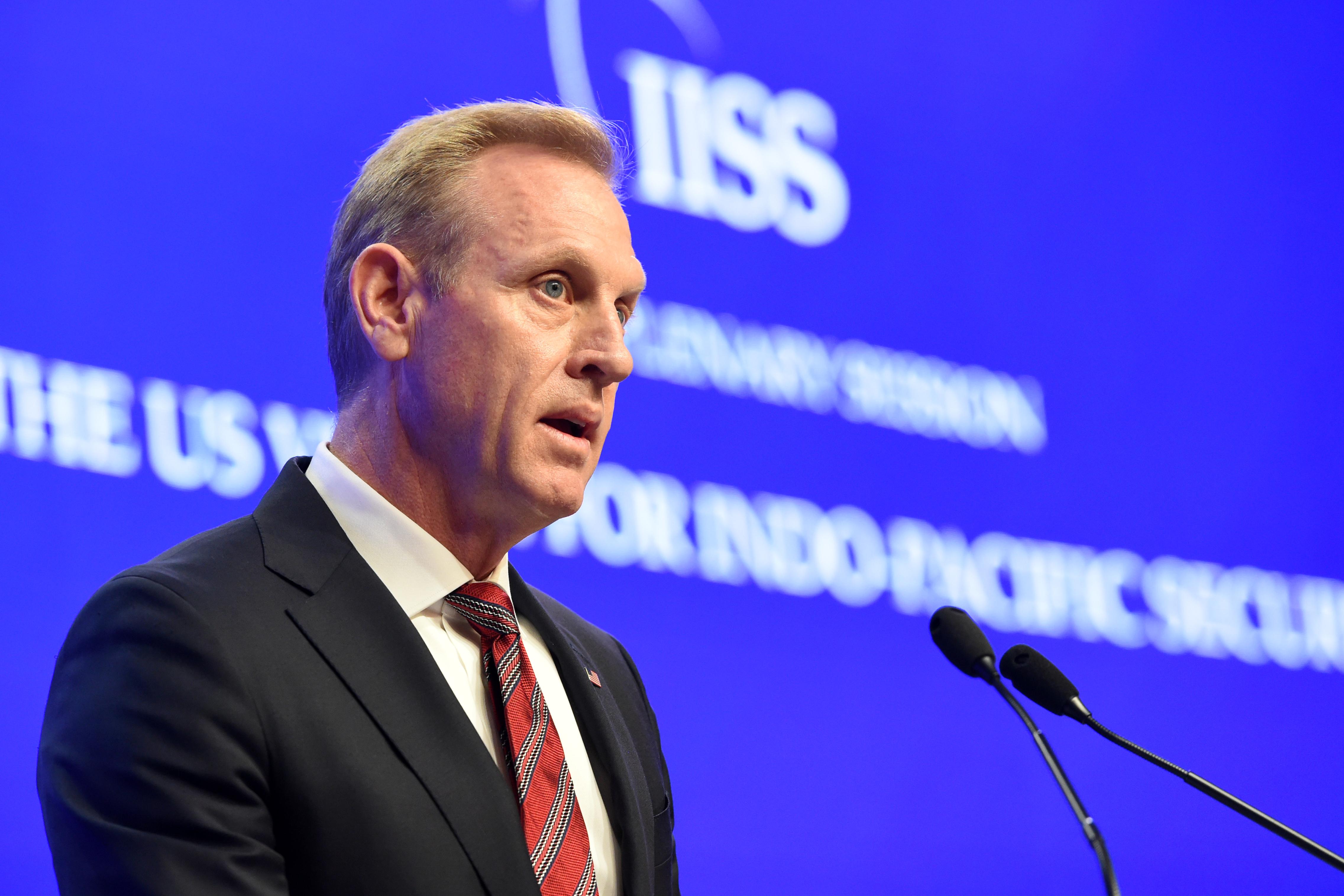 美国代国防部长 指责中国破坏本区域局势稳定