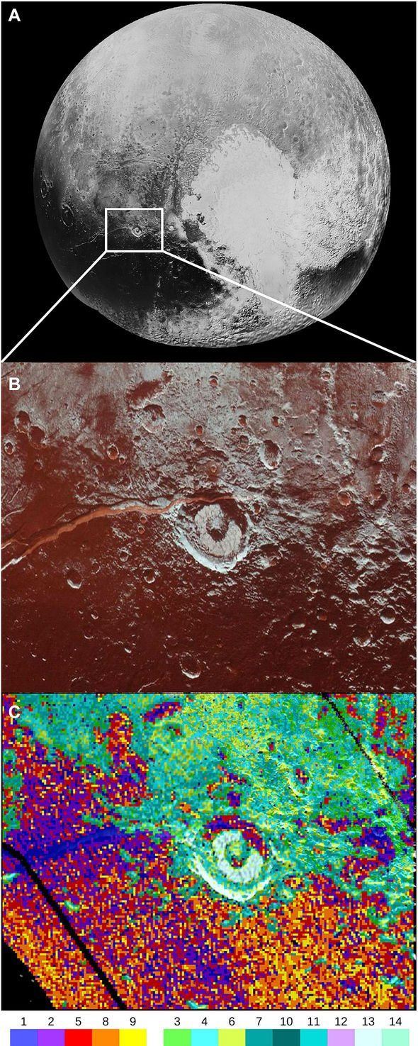 Has WATER been found on Pluto? Scientists in 'STAGGERING discovery'