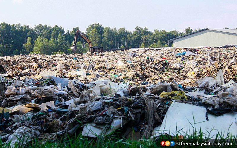 RM50,000 fine not enough for illegal plastic waste operators, say NGOs