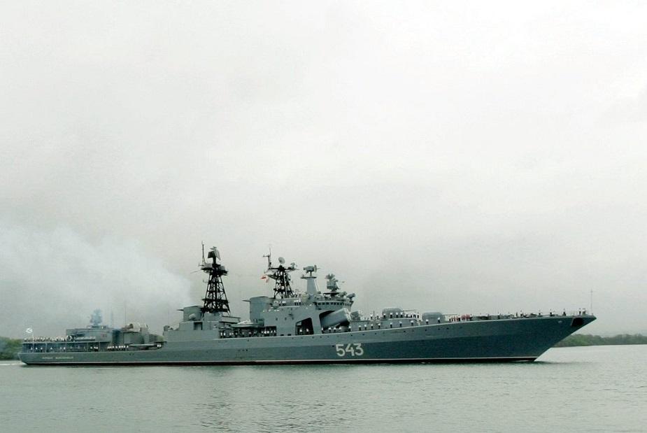 俄罗斯海军将升级反潜战舰艇