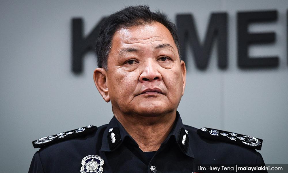 总警长称,可援国安法对付贩大马卡者